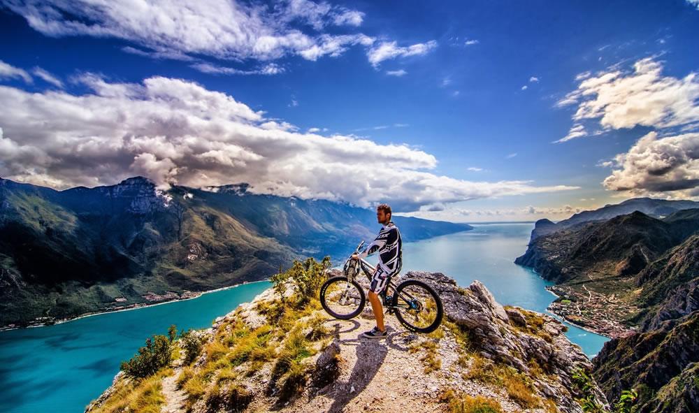 自転車アドベンチャー